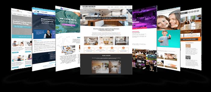 professional web design services in Ottawa